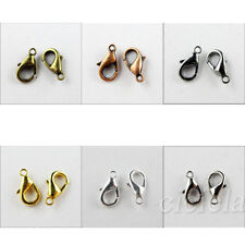Hot Sale Lobster Parrot Clasp 6x10mm,7x12mm,8x14mm,9x16mm Gold,Silver,Bronze etc