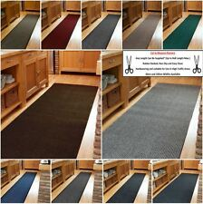 Runner Rug Hardwearing Non Slip Matting Cut To Any Length Mats Custom Extra Long