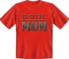 T-Shirt Fun-Shirt Mama Mutter Cool Mom S -  XXXL