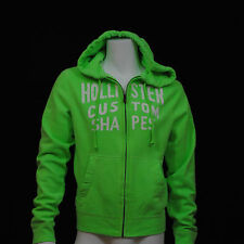 NWT Hollister by Abercrombie Men's Hoodies Scripps Pier Neon Green