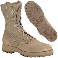 """ALTAMA 8"""" Tall 3 Layer Comfort Mil Spec Boot Desert Tan Style 4158 Made in USA"""