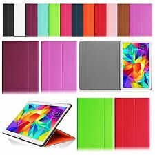 Slim Leather Smart Book Case Stand Cover For Samsung Galaxy Tab S 10.5 SM-T800