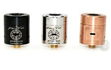 PLUME VEIL AETHERTECH RDA REBUILDABLE TOBECO CLONE STAINLESS BLACK AND COPPER