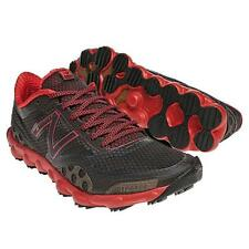 New Balance $110 Minimus 1010 Mens Trail Running Shoe Sneaker Red Gray MT1010RD