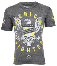 American Fighter AFFLICTION Men T-Shirt VANDERPAINT Tattoo Gym MMA UFC S-XXL $36