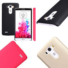 for LG G3 - Nillkin Super Shield Hard Armor Case Cover Shell w/ Screen Protector