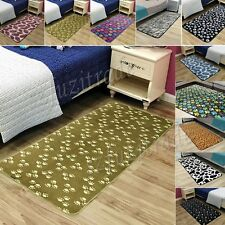 NEW Fashion Pattern 50x120cm Bedroom Living Bathroom Warm Plush Mat Pad Cushion