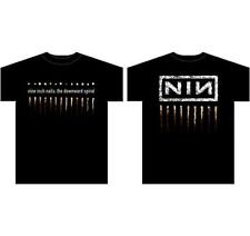 NINE INCH NAILS - The Downward Spiral - T SHIRT S-M-L-XL Brand New Official