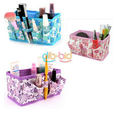1/5 Pcs Cute Folding Make Up Cosmetic Storage Box Container Bag Case