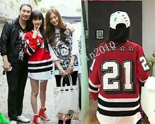 KPOP 2NE1 Long-sleeved Shirt Sweater Park Bom Roomate CL Dara Minzy Concert Tee