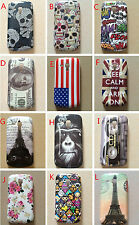 Cute Cartoon Hard Back Case Cover for Samsung Galaxy Trend Plus / S7580 / S7582