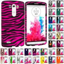 For LG G3 Hard Matte Design Case Cover Accessory