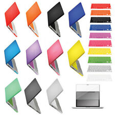 "Rubberized Hard Case for Macbook PRO 13"" A1278 + Keyboard Skin Cover+LCD Screen"