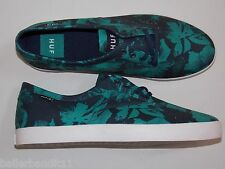 Huf Sutter Navy Floral mens shoes sneakers new 141CK0032 NVF