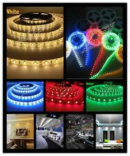 Bulk XMAS 5M 300LEDs SMD 3528/5050/5630 Flexible DIY LED Strip Light Lamp DC 12V