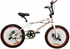 "20"" ZOLL BMX FAHRRAD FREESTYLE DIRT BIKE 2FAST4YOU STREETFIGHTER NEU"