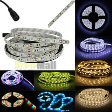 5M 3528 5050 300LED/600LED Waterproof flexible LED Light strip With 3M Adhesive