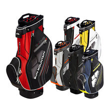 2014 Sun Mountain S-One Cart Bag CLOSEOUT 15-Way Top Pick Your Color NEW