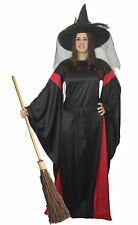 Traditional Medieval Witch Witches Of Eastwick Fancy Dress Halloween LARP