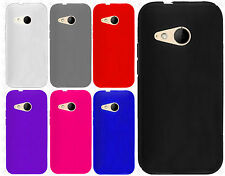 For Verizon HTC One Remix TPU CANDY Gel Flexi Skin Case Phone Cover Accessory