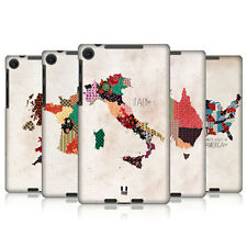 HEAD CASE PATTERNED MAPS PROTECTIVE COVER FOR ASUS GOOGLE NEXUS 7 2013 WIFI
