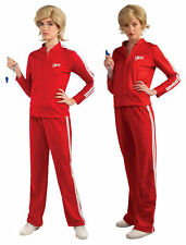 Adult Teen TV Glee Sue Sylvester Track Suit Costume