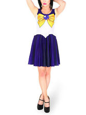 Women Summer Dress 2014Vestidos Casual Sailor Moon Style Cosplay Costume Fashion