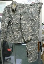US ARMY DIGITAL ACU A2CU COMBAT AIRCREW FLIGHT SUIT COAT PANT ARAMID VAR SZS NWT