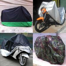 SN9F Motorcycle Cover Waterproof Outdoor UV Protector Motorbike Rain Dust Bike