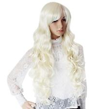 8 Style Fashion Beautiful Cosplay Dancing Party Performing Props Hair Full Wig