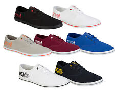 Mens Henleys Charlie Pump Casual Shoes in Various Colours WD