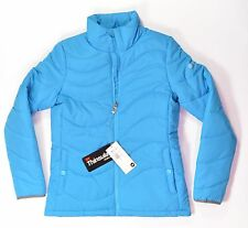 Roxy TOASTY INSULATOR Womens Zip up Jacket Medium NEW
