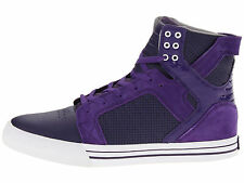 New! Mens Supra Skytop Shoes Sneakers  purple - select sizes
