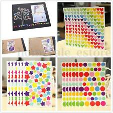 Rainbow Sticker Diary Planner Journal Scrapbook Photo Decorative Ablum Decor DIY