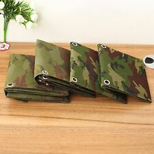 Waterproof Folding Camouflage Solar Power Charger Storage Bag Power Bank Panel