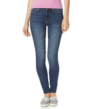 aeropostale womens high-waisted medium wash jegging