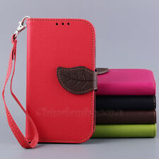 Carey / Pretty Leather Flip Wallet Case Cover For Samsung Galaxy S3 SIII i9300