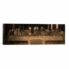 iCanvasART Leonardo da Vinci The Last Supper IV Canvas Print Wall Art