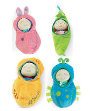 Manhattan Toy SNUGGLE PODS Soft Baby/Kids Plush Cuddly Educational Doll - New