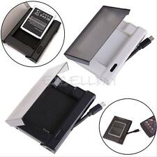 Universal External Spare Battery Fast Charger Dock Case for Samsung Galaxy S3