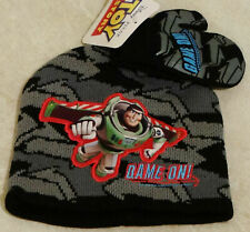 Boys Toddler Hat & Glove Set