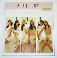 APINK - Pink LUV (5th Mini Album) CD+Photocard+Poster+Gift Photo