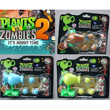 1Pc TOY PLANTS VS ZOMBIES SNOW PEA & ARTICULATED FIGURINE ACTION FIGURE