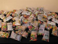 600+ Rainbow Loom Refill Rubber Bands & C-Clips All-Colors Available SHIP FREE