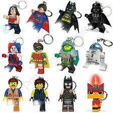 OFFICIAL LEGO KEY LIGHT TORCH KEYRING NEW GIFT