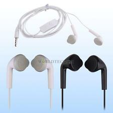 Universal 3.5mm Stereo Hands-free Headset Earphone with Mic for Samsung HTC Sony