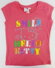 Hello Kitty Smile Pink T Shirt