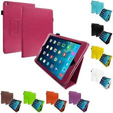 Color Folio Folding Slim Case Cover Pouch Stand for Apple iPad Air 2