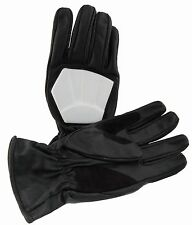 Star Wars Stormtrooper Leather Motorcycle Gloves