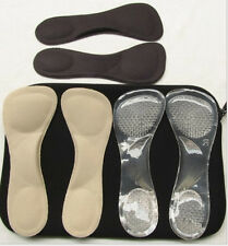 High Heels Orthotic Arch Support Cushion Inserts Pads Flatfeet Shoes 3/4 insoles